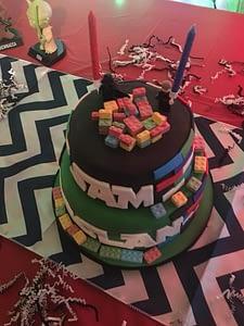 birthday cake-