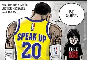 The NBA vs Police Human Rights