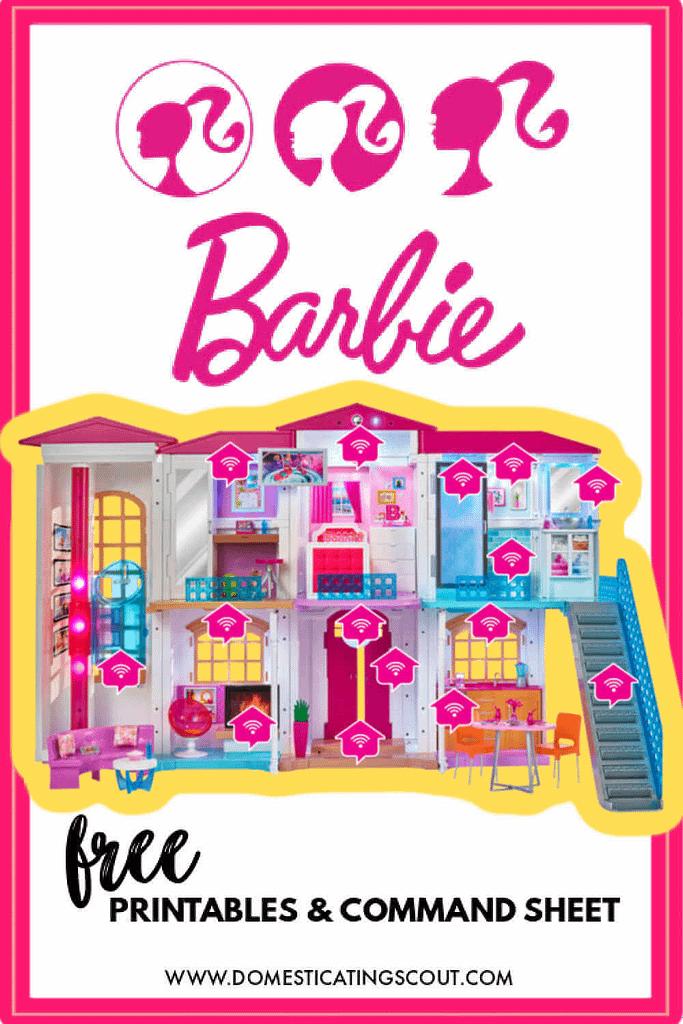 Barbie Hello Dreamhouse Setup & Commands