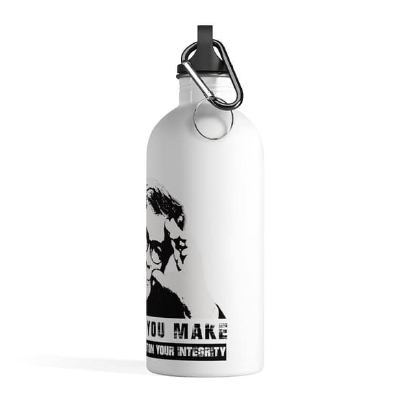 William (Bill) Barr Stainless Steel Water Bottle