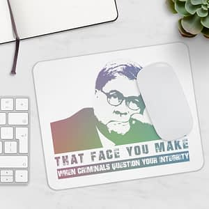 WILLIAM (BILL) BAR MOUSEPAD
