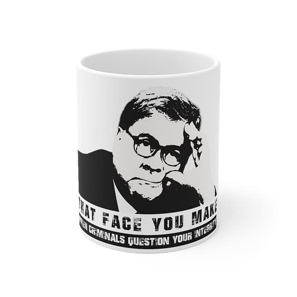 William (Bill) Barr 11 oz Mug