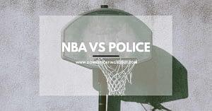 NBA VS POLICE FB